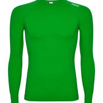 41100121 - Camiseta térmica Doxoc Protech Verde