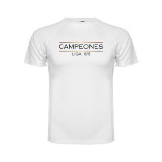 Camiseta técnica Winner 03 UD Los Barrios Blanco