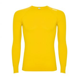 Camiseta térmica Doxoc Protech Amarillo