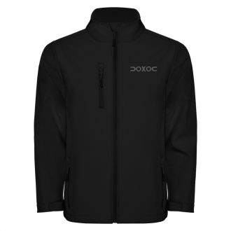 Chaqueta deportiva Doxoc Cross Negro