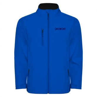 Chaqueta deportiva Doxoc Cross Royal