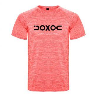 Camiseta técnica Louz Doxoc Sport Coral